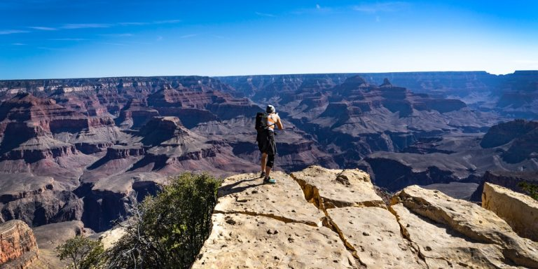 5 Life Lessons I Learned When I Hiked The GrandCanyon