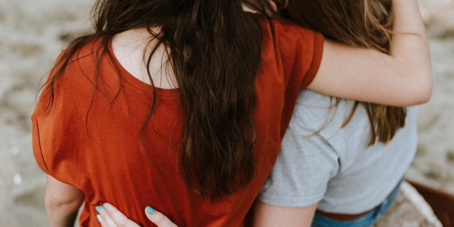 If You're Having Trouble Opening Up To Your Friends About What You're Going Through, ReadThis