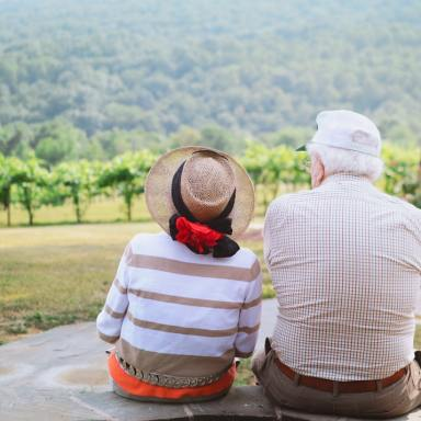 Here's Why You Should Call You Grandparents Right Now