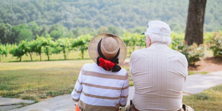 Here's Why You Should Call You Grandparents RightNow