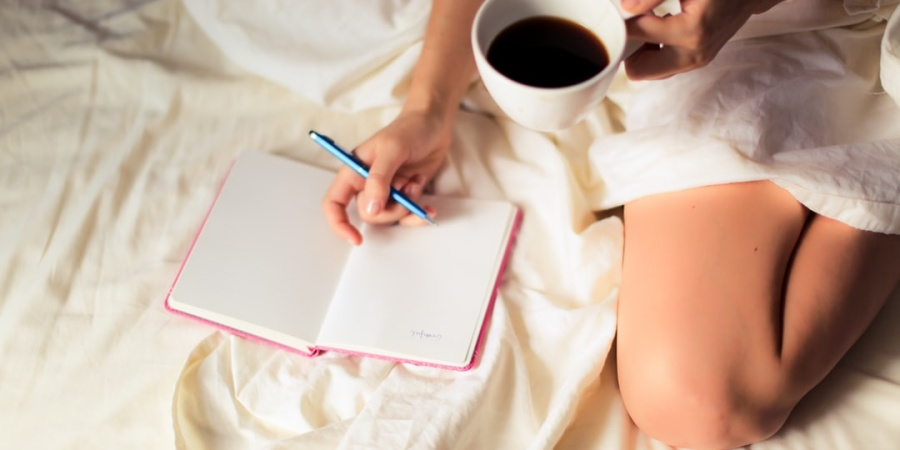 What My Old Journals Taught Me AboutSelf-Love