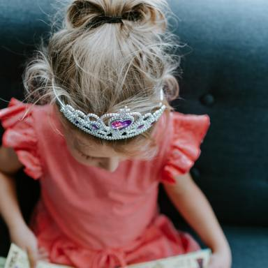 My Daughter Doesn't Know Her Disney Princesses (And That's Perfectly Fine With Me)