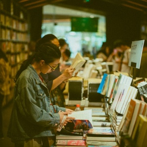 Why I Stopped Going To Bars And Started Going To Bookstores Instead