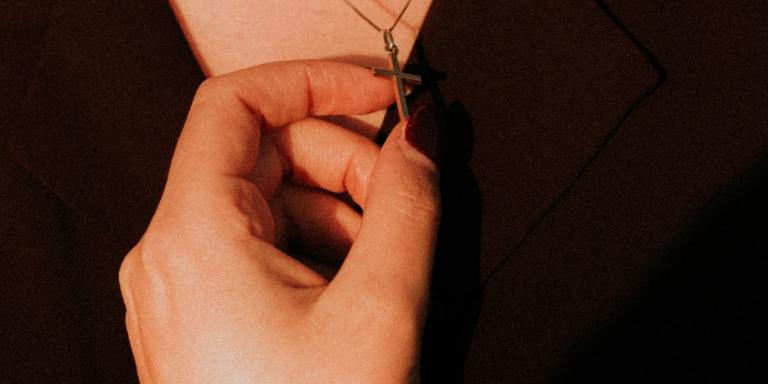 What I Learned When My Cross Necklace BruisedMe