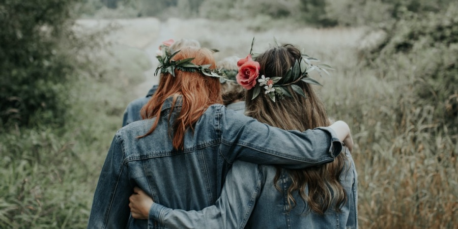 Friends Are Our First TrueLove