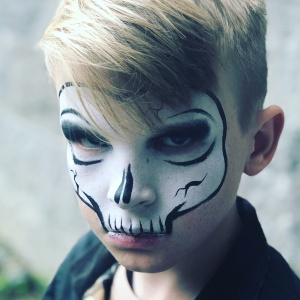 A deeply unsettling boy