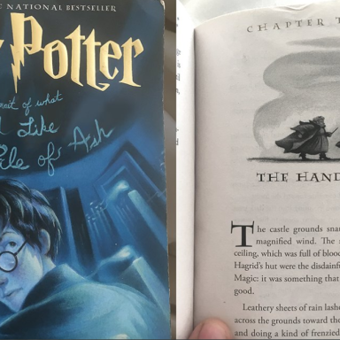 Harry Potter written with algorithms and predictive keyboards