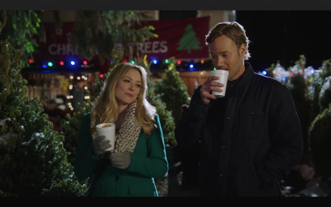 still from the christmas cure