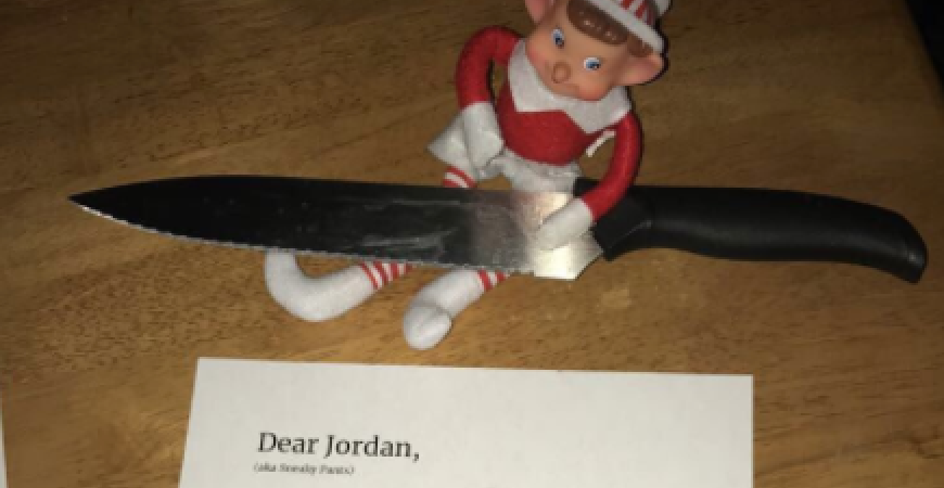 This Teen's Family Put Her In Charge Of 'Elf On A Shelf', So She Used It To Savagely Troll Her Siblings