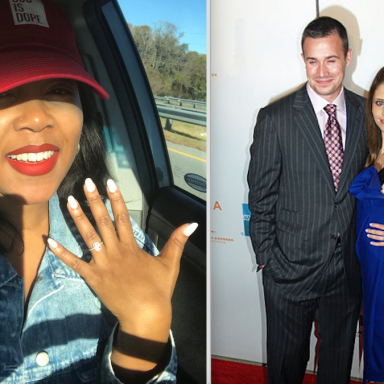 This Woman Meant To Send A Photo Of Her Engagement Ring To Her Sister, But She Accidentally Texted A Celebrity Instead