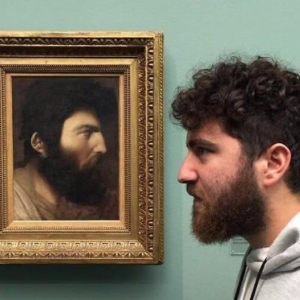 These People Found Their Doppelgängers In Art Museums And It'll Make You Believe In Reincarnation