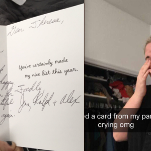 This Woman Came Out To Her Parents And They Responded By Sending Her GF This Heartwarming Letter