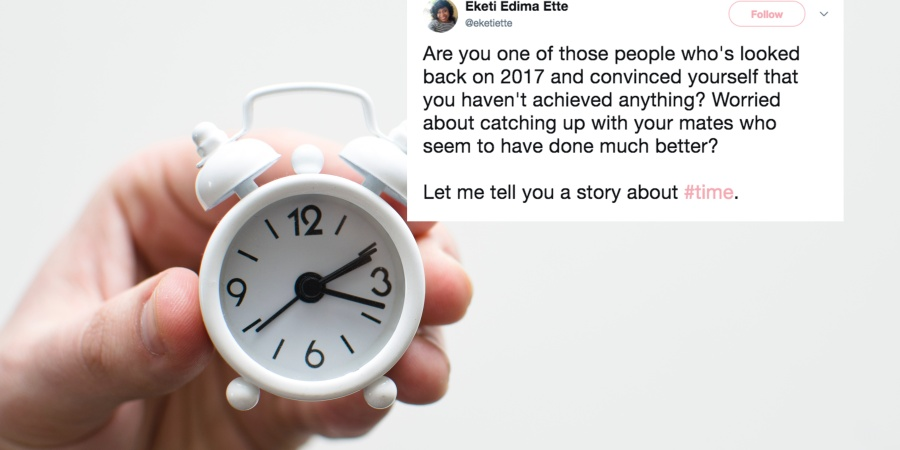 This Woman's Heartwarming Childhood Story About Taking Your Time Is The Life Lesson We Need For 2018
