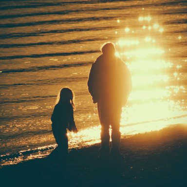 The Day My Daughter Asked Me About Love