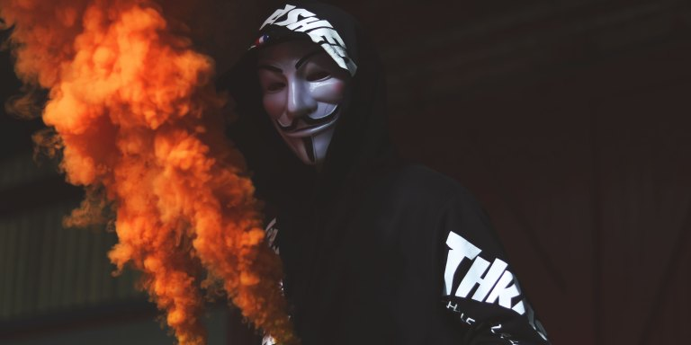 Hacktivist Group 'Anonymous' Promised To Get Back At The People Who Voted To Kill Net Neutrality In This CrypticTweet