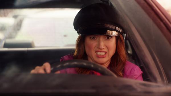kimmy driving uber