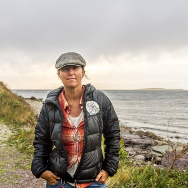It's Time To Wake Eve: A Feature On Dianne Whelan —The Woman Walking 24,000kms Across Canada