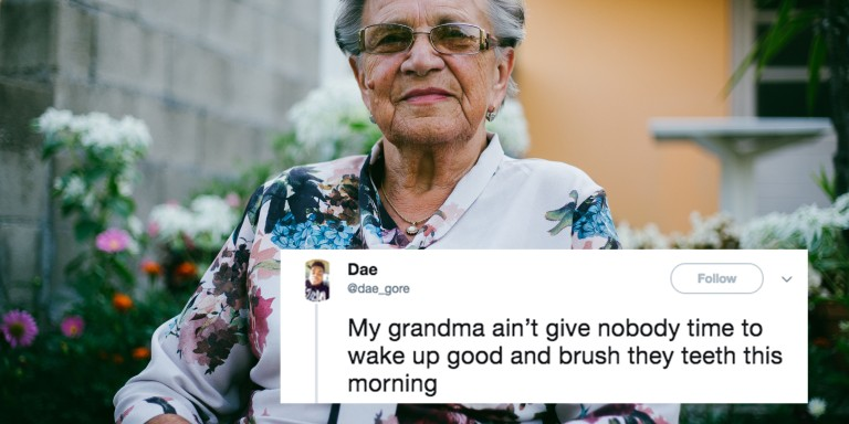 This Petty Grandma Brutally Dragged Her Grandson For Not Wishing Her 'Happy Birthday'Yet