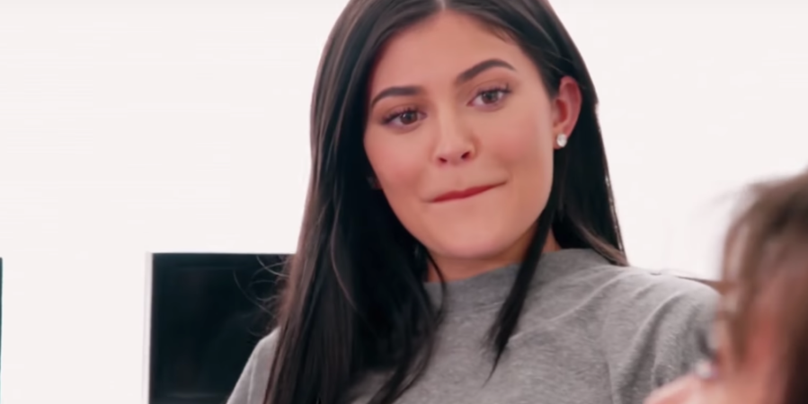 Wikipedia Might Have Just Revealed A Giant Clue About Kylie Jenner's Secret Pregnancy