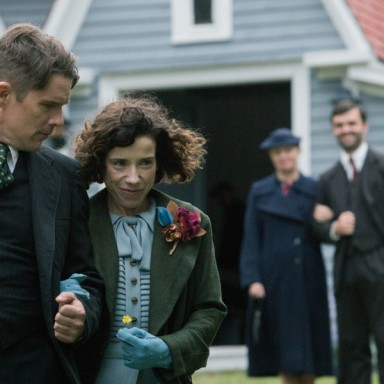 still from the movie Maudie