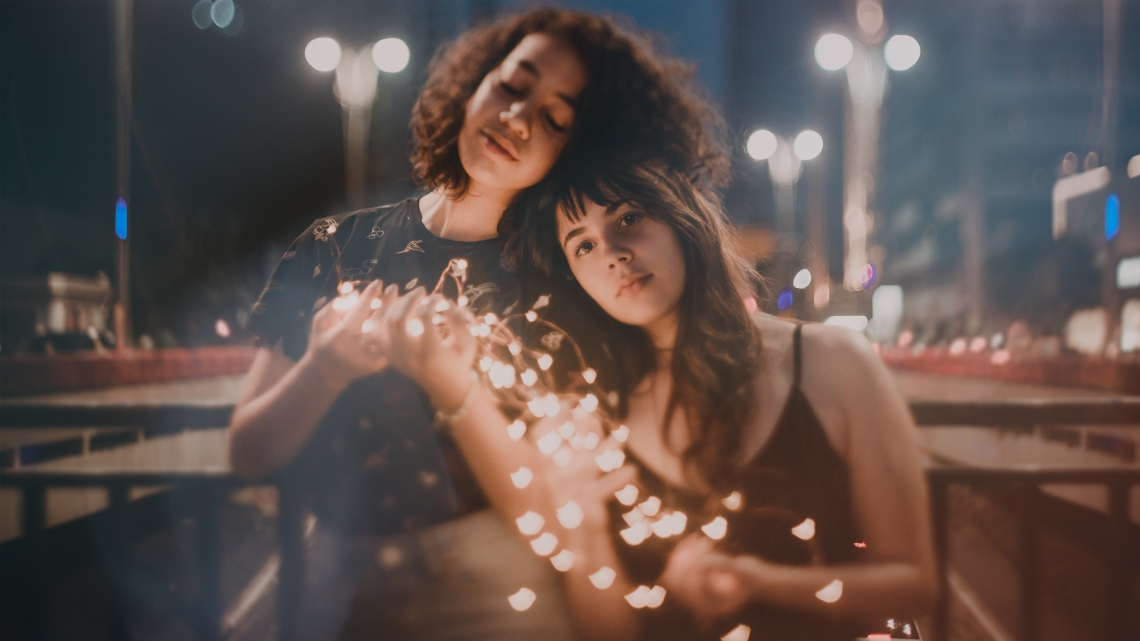 friends and light