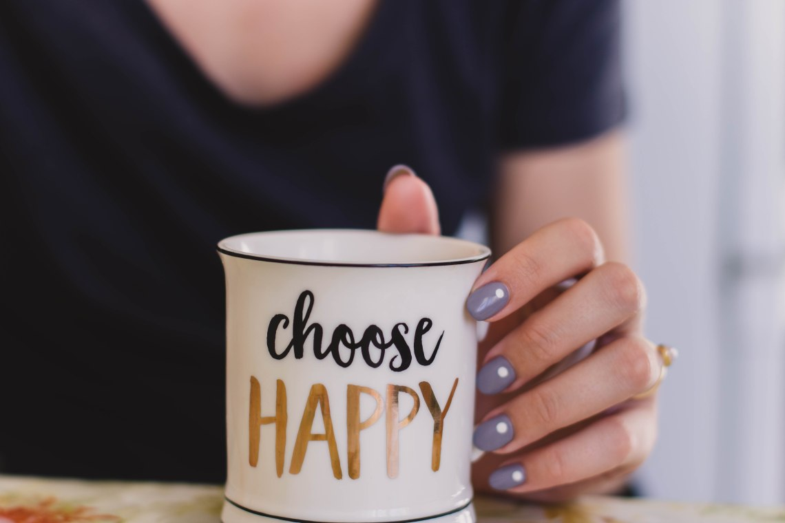 choose happy coffee