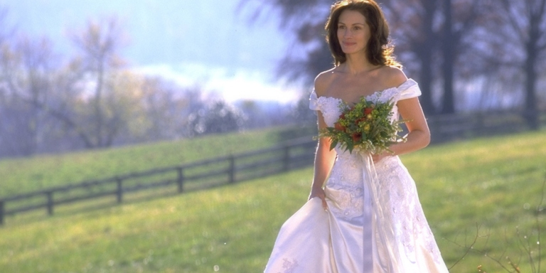 The All-Time Best Wedding Dresses From MovieBrides
