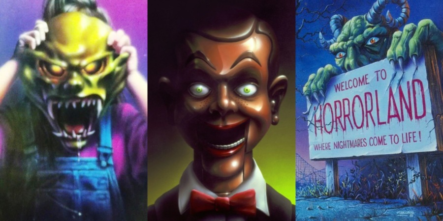 Your Favorite Childhood Horror Books Are Coming Back In2018