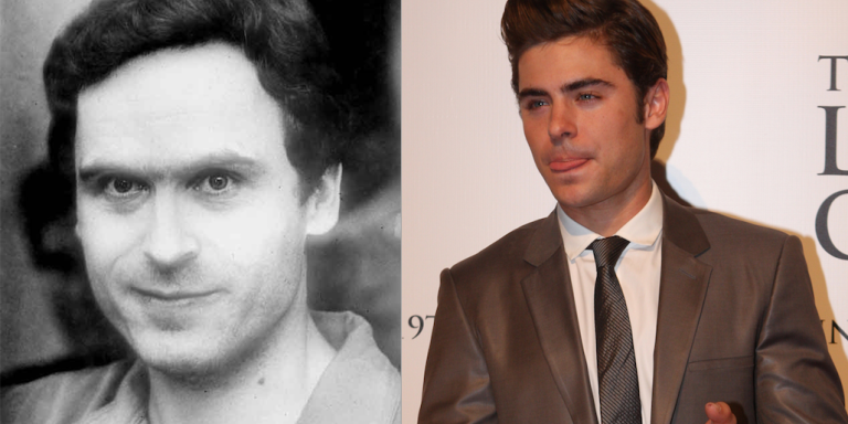 Zac Efron Dropped A Photo Of Himself As Serial Killer Ted Bundy In His New Movie And The Resemblance Is CreepyAF