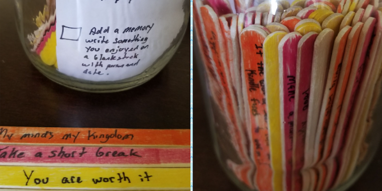 This Devoted Boyfriend Found A Simple Way To Help His GF With Her Depression And It'sBeautiful