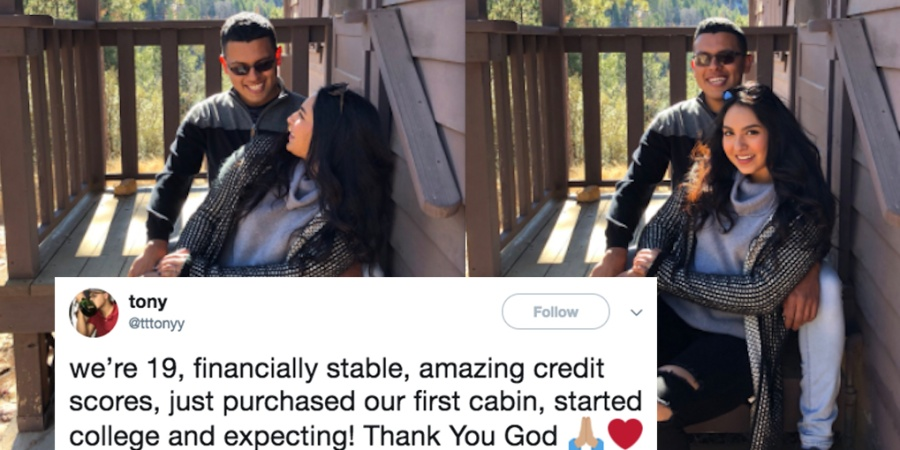This Guy Tweeted About His 'Perfect' Life With His Girlfriend, But It Turns Out She Had A Huge Secret