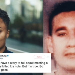 This Woman Tweeted About The Time She Encountered A Famous Serial Killer And The Whole Story Is Wild