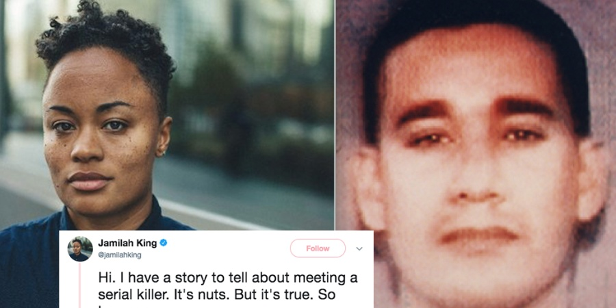 This Woman Tweeted About The Time She Encountered A Famous Serial Killer And The Whole Story IsWild