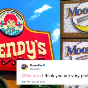 Wendy's and Moonpie