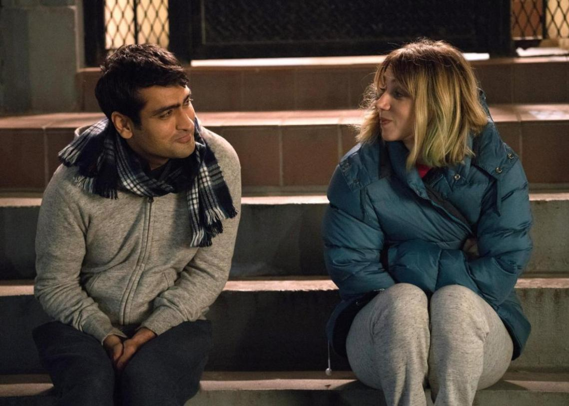 big sick couple