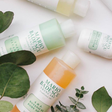 Your Fav Beauty Brand, Mario Badescu, May Be Lying About Their Ingredients And It Could Be Destroying Your Skin