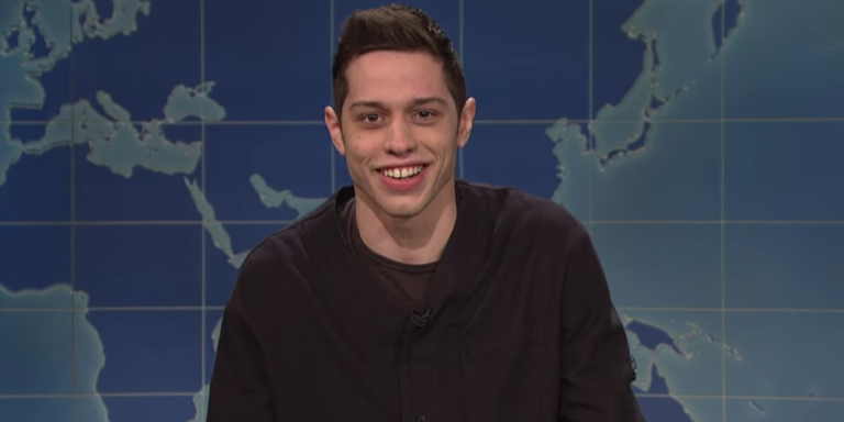 7 Signs You Need To Move On And Accept That Pete Davidson Isn't Leaving His Girlfriend ForYou