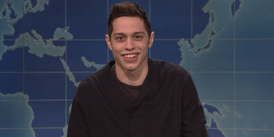 7 Signs You Need To Move On And Accept That Pete Davidson Isn't Leaving His Girlfriend For You