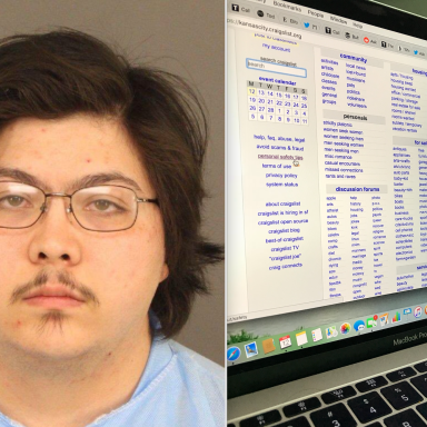 This Man Accused Of Murdering A Teen Claimed She Hired Him To Do It On Craigslist