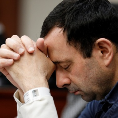 How Larry Nassar Got Away With It For So Long From A Former Patient And MSU Student Athlete