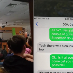 This Parent Received These Terrifying Texts From Their 14-Year-Old Son During The Florida Shooting