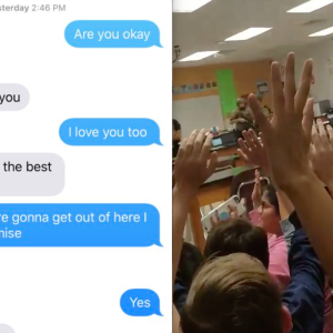 These Two Brothers Were Texting Each Other From Inside The Florida Shooting And The Messages Are Heartbreaking