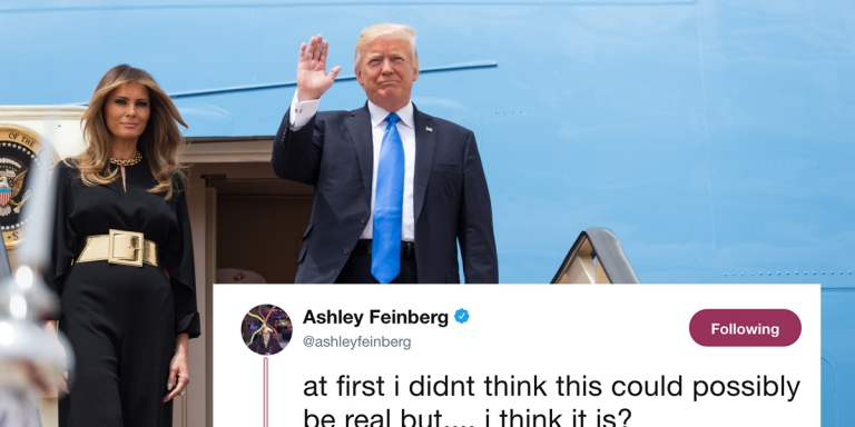 Twitter Is Brutally Dragging Donald Trump For This Video That Proves His Hair IsFake
