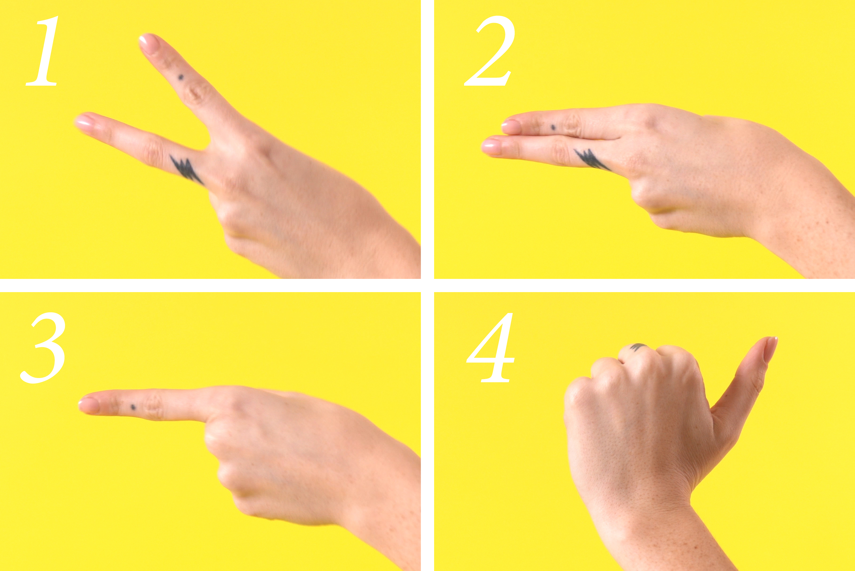 All The Hand Signs And Gestures You Need To Express Exactly How You Feel Thought Catalog
