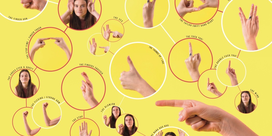 All The Hand Signs And Gestures You Need To Express Exactly How You Feel