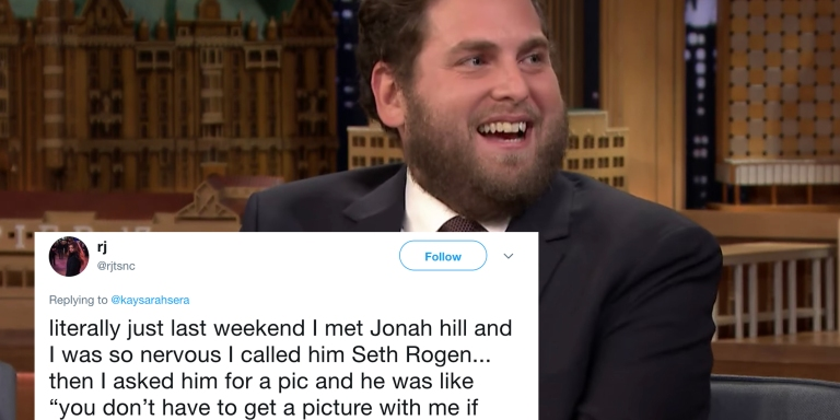 10 People Tweeted Their Most Awkward Celebrity Encounters And They'reHilarious