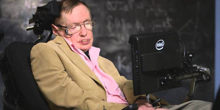 Thank You For The Amazing Life Lessons, StephenHawking