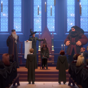 The Trailer For The New 'Harry Potter' Mobile Game Just Dropped And Fans Are Getting Hyped