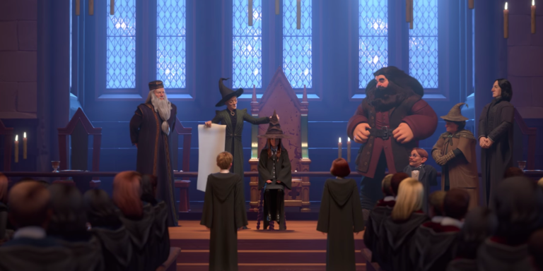 The Trailer For The New 'Harry Potter' Mobile Game Just Dropped And Fans Are GettingHyped