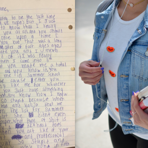 This Kid Just Roasted Her 'Dumbass' Teacher In This Brutally Honest Letter And It's Hilarious